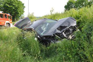 pol hf verkehrsunfall mit verletzten personen rentner missachtet vorfahrt 300x199 - Verkehrsunfall mit verletzten Personen - Rentner missachtet Vorfahrt